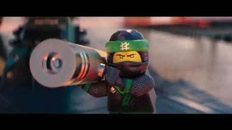 The Lego Ninjago Movie Clip - You Win