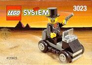 3023 Slyboot's Car