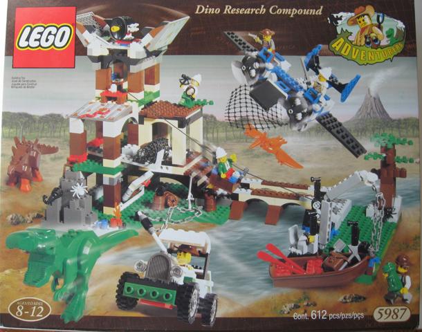 5987 Dino Research Compound
