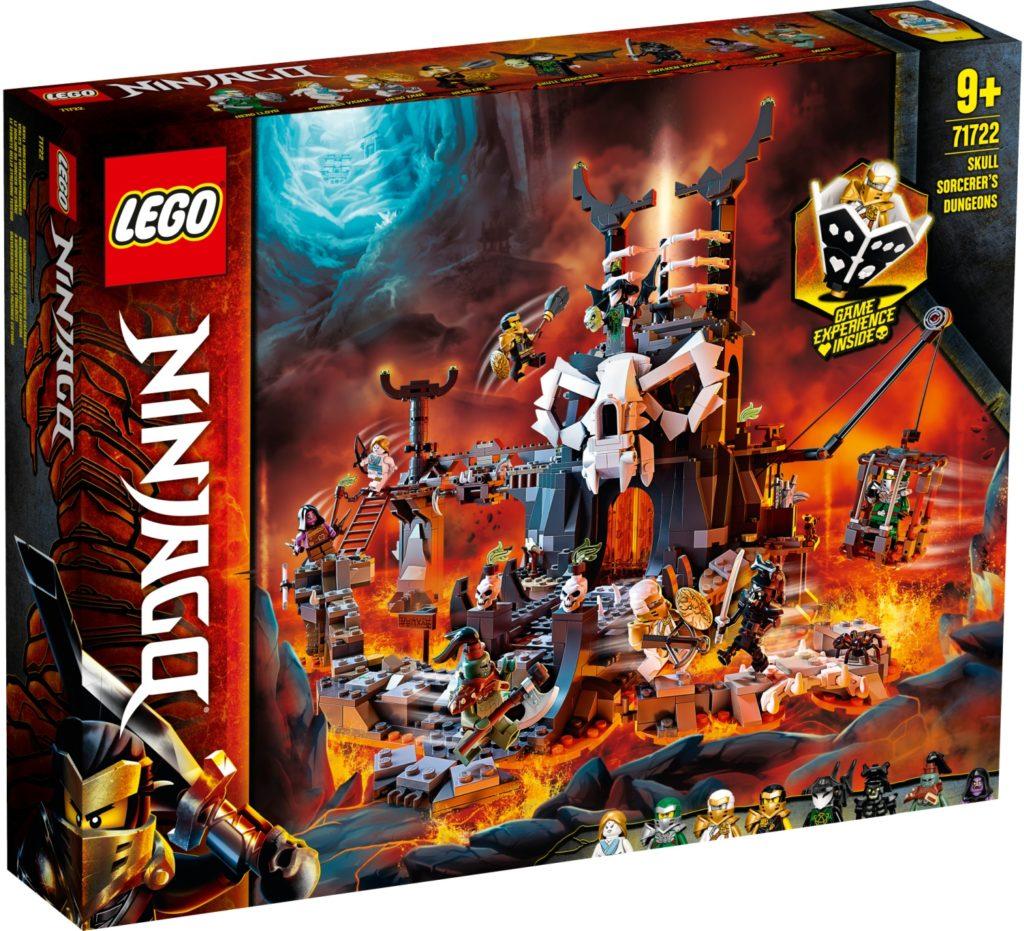71722 Skull Sorcerer's Dungeon