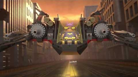 The Ultimate Batmobile - The LEGO Batman Movie - 70917 - Product Animation