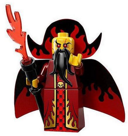 Evil Wizard (Minifigures)