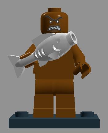 Bear Suit Guy