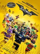 LEGO Batman, Le Film Affiche