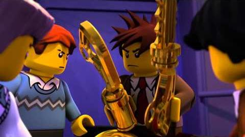 LEGO Ninjago Rebooted Official Trailer 2014