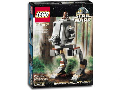 7127 Imperial AT-ST