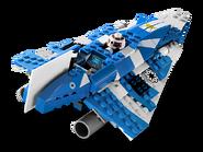 8093 Plo Koon's Jedi Starfighter 2