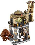 9516 Jabba's Palace & Rancor Pit