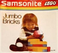 300 Jumbo Bricks