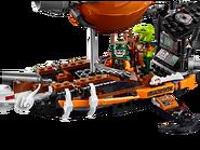 70603 L'attaque du Zeppelin des Pirates 4