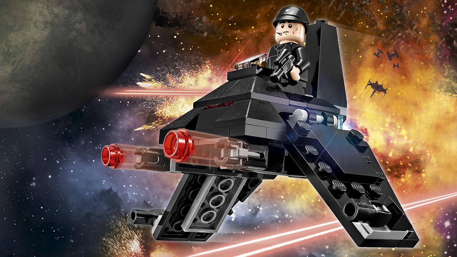 75163 Krennic's Imperial Shuttle