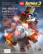 LEGO Batman 3 The Squad Pack