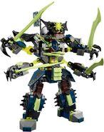 Lego Ninjago Titan Mech Battle 9