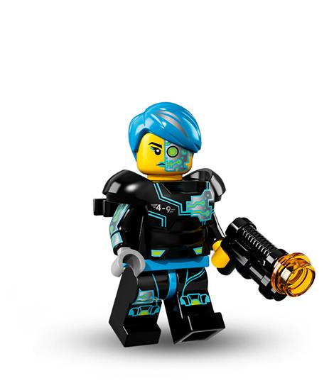 Cyborg (Série 16)