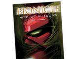 B586 BIONICLE Adventures 9: Web of Shadows