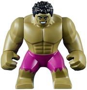 LEGO Hulk 2020