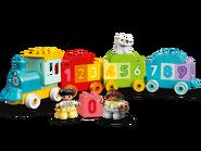10954 Le train des chiffres - Apprendre à compter 2
