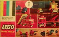 310 Motorized Truck Set