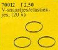 70012 V-belts / Rubber Bands