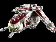 75309 L'hélicoptère de combat de la République 6