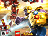 Custom:Lego Marvel's Avengers 2: The Infinity Saga