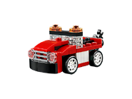 31055 Le bolide rouge 4