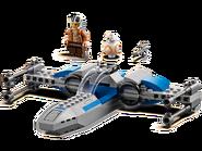 75297 X-wing de la Résistance 4