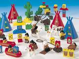 9186 LEGO DUPLO Indians