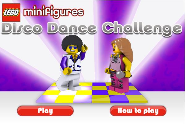 Disco Dance Challenge