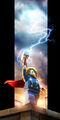 LEGO Marvel Super Heroes Render Thor