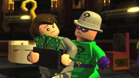 Lego Batman 2 DC Super Heroes - Los personajes Lego hablan