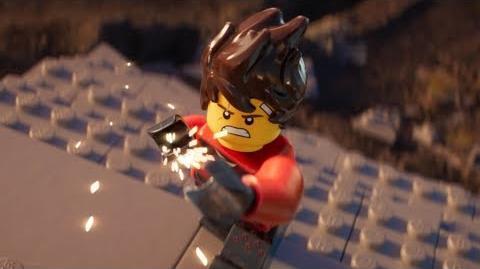 The LEGO NINJAGO Movie - Me & My Minifig Michael Peña