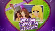 What an Interesting Ice Cream