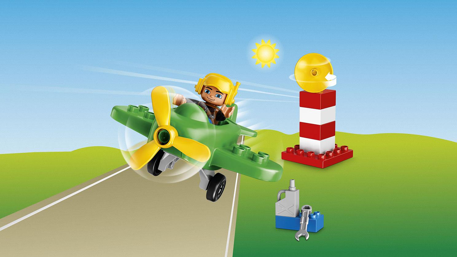 10808 Le petit avion