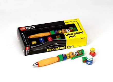 1524 Dino Island Pen Series 2