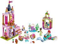 41162 Ariel, Aurora and Tiana's Royal Celebration