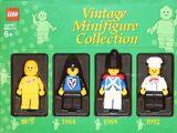 4559962 Vintage Minifigure Collection Volume 3