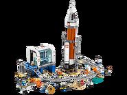 60228 La fusée spatiale et sa station de lancement