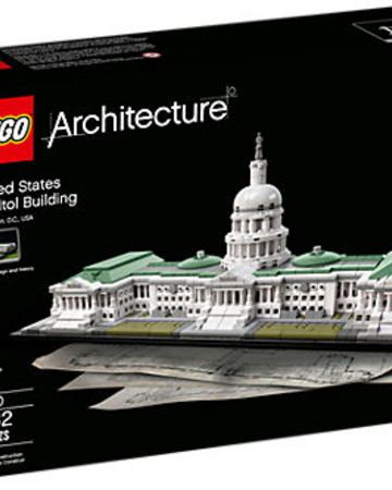 LEGO Architecture United States Capitol Building.png