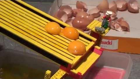 LEGO Eier - Trennvorrichtung ..