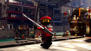 LEGO Ninjago, Le Film Le jeu vidéo 1