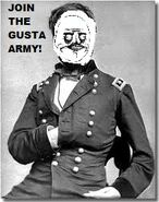 ME GUSTA ARMY