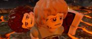 Sam Carries Frodo