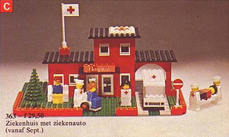 363 Hospital with Figures
