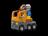 5637 Le camion à ordures 3