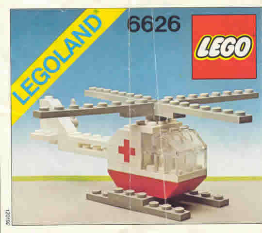 6626 Rescue Helicopter