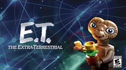 LEGO Dimensions E.T
