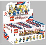 Olympic minifigs box