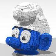 Smurf Lego