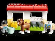10951 L'écurie et les poneys 6